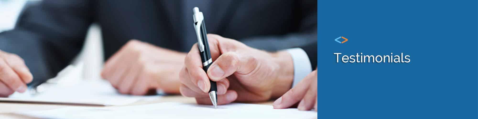 MK Brazil Accountants Testimonials